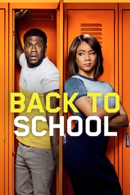 Jaquette dvd Back To School