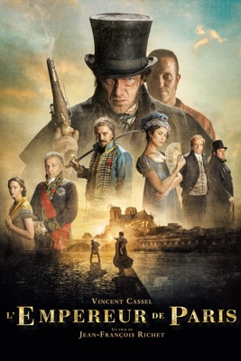 DVD L'empereur De Paris