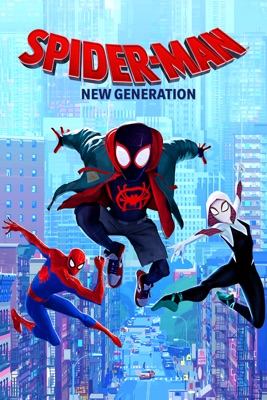 DVD Spider-Man : New Generation