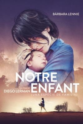 Jaquette dvd Notre Enfant