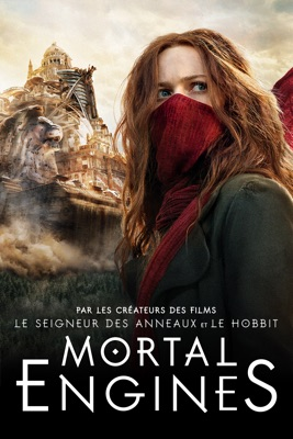 DVD Mortal Engines