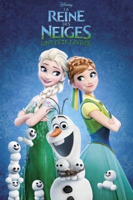 DVD La Reine Des Neiges - Une Fête Givrée