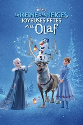 DVD La Reine Des Neiges : Joyeuses Fêtes Avec Olaf