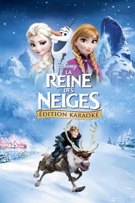 Jaquette dvd La Reine Des Neiges: Edition Karaoké