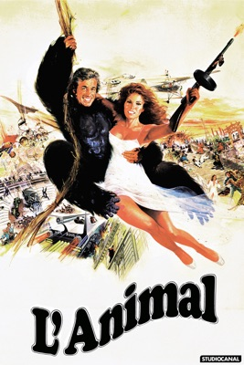 DVD L'animal