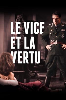 Télécharger Le Vice Et La Vertu (1963)