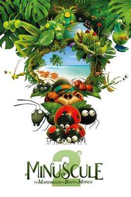 DVD Minuscule 2 : Les Mandibules Du Bout Du Monde