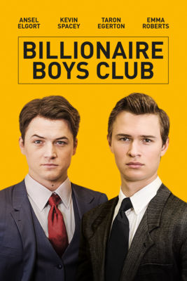 DVD Billionaire Boys Club