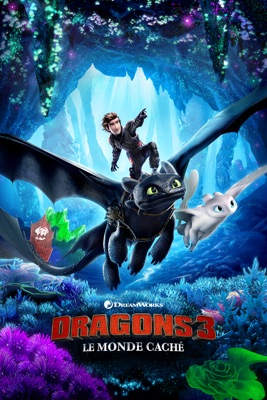 DVD Dragons 3 : Le Monde Caché