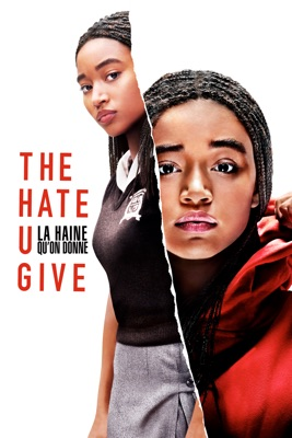 Jaquette dvd The Hate U Give - La Haine Qu'on Donne