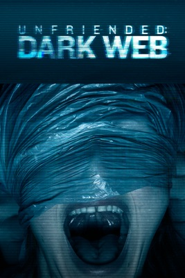 DVD Unfriended: Dark Web