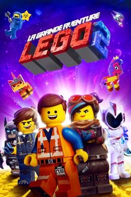 DVD La Grande Aventure Lego 2