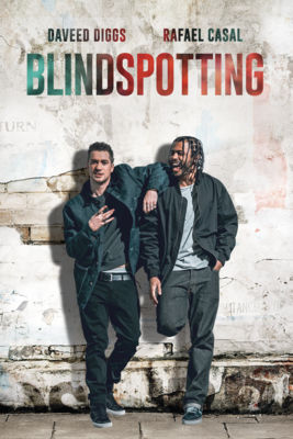 Jaquette dvd Blindspotting