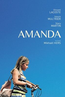 Jaquette dvd Amanda (2018)