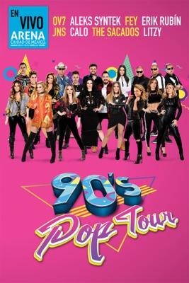 DVD 90's Pop Tour
