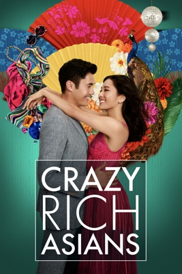 DVD Crazy Rich Asians