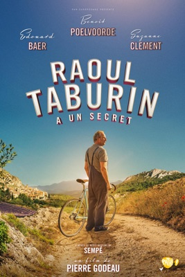 DVD Raoul Taburin A Un Secret