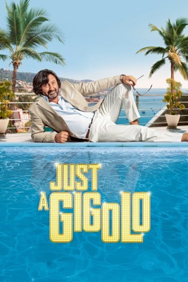 DVD Just A Gigolo (2019)