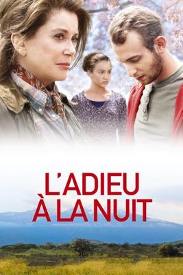 DVD L'adieu à La Nuit