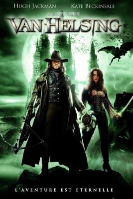 Jaquette dvd Van Helsing