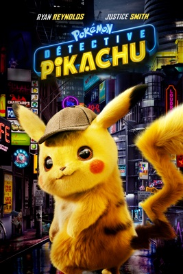 DVD Pokémon Détective Pikachu