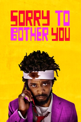 Jaquette dvd Sorry To Bother You