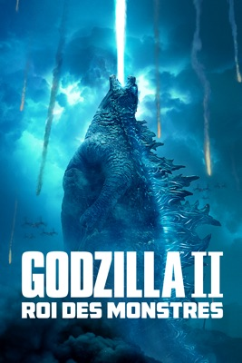 Godzilla II : Roi Des Monstres en streaming ou téléchargement