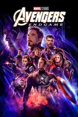 DVD Avengers : Endgame