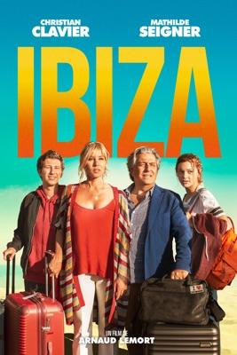 Jaquette dvd Ibiza (2019)