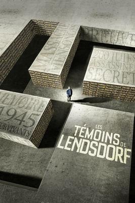 Jaquette dvd Les Témoins De Lendsdorf