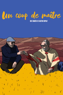 Jaquette dvd Un Coup De Maître