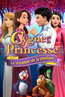 DVD Le Cygne Et La Princesse : Le Royaume De La Musique