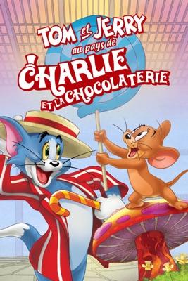 Télécharger Tom Et Jerry Au Pays De Charlie Et La Chocolaterie