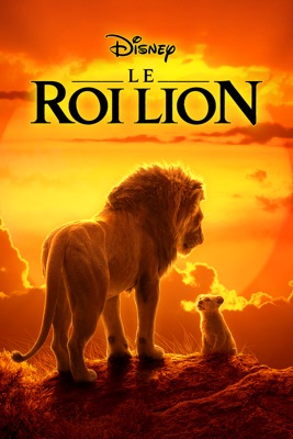 DVD Le Roi Lion (2019)