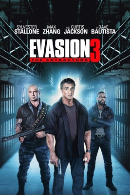 DVD Évasion 3 - The Extractors