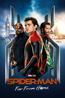 DVD Spider-Man: Far From Home