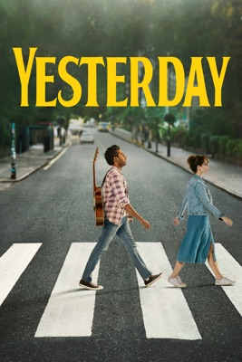 DVD Yesterday (2019)