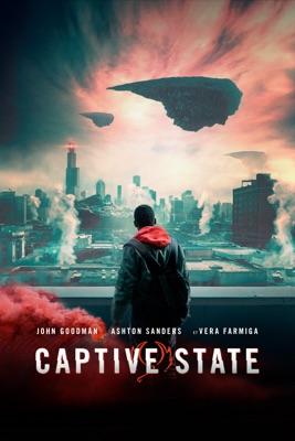 DVD Captive State