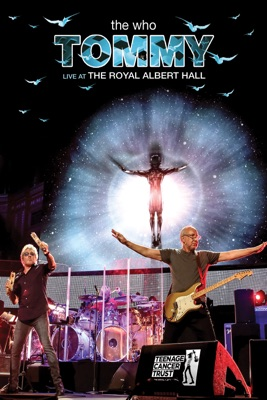 DVD The Who: Tommy Live At The Royal Albert Hall