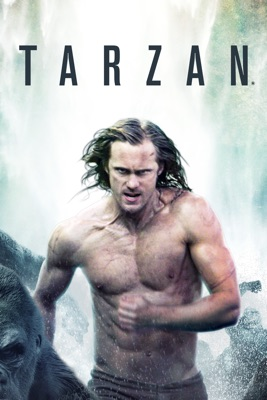 Télécharger Tarzan (The Legend Of Tarzan) (2016) ou voir en streaming