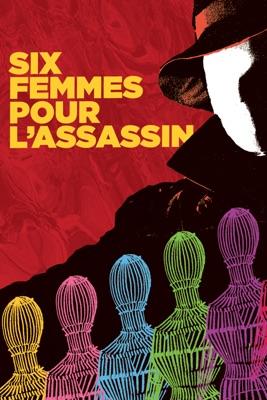 DVD Six Femmes Pour L'assassin