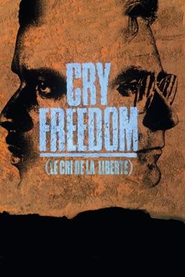 Jaquette dvd Le Cri De La Liberte (Cry Freedom) [1987]