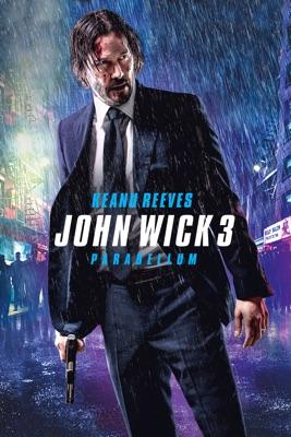 DVD John Wick 3 - Parabellum