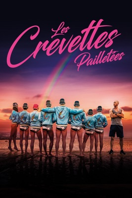 Jaquette dvd Les Crevettes Pailletées