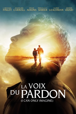 DVD La Voix Du Pardon (I Can Only Imagine)