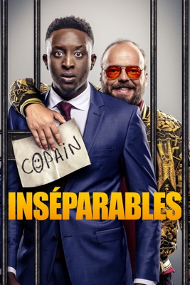 Jaquette dvd Inséparables (2019)