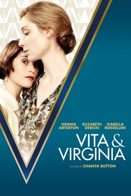 Jaquette dvd Vita & Virginia