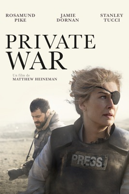 DVD Private War