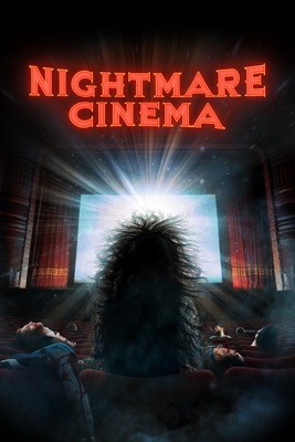 Jaquette dvd Nightmare Cinema