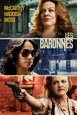 DVD Les Baronnes
